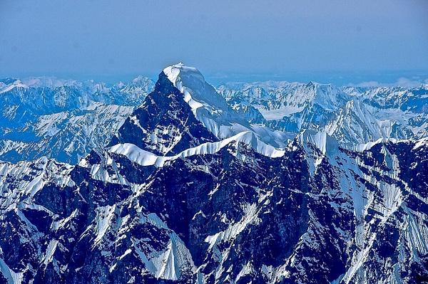 Alaska Mountain Range - Landscape - Jim Krueger Photography