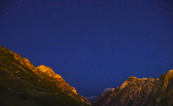 Utah Night Sky - Night Photography - Jim Krueger Photography