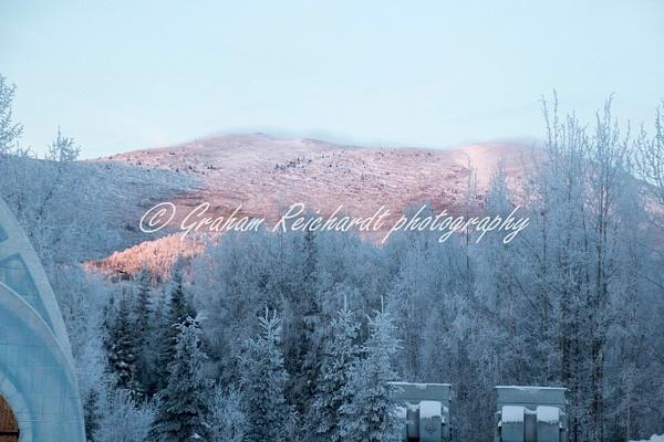 3- Chena Hot Springs-Alaska - Alaskan Scenery - Graham Reichardt Photography