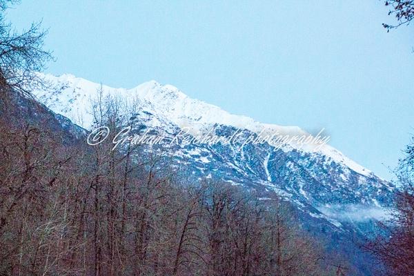 3- Alaska mountains Chilkat Eagle preserve Haines Alaska 11-18-9 - Alaskan Scenery - Graham Reichardt Photography