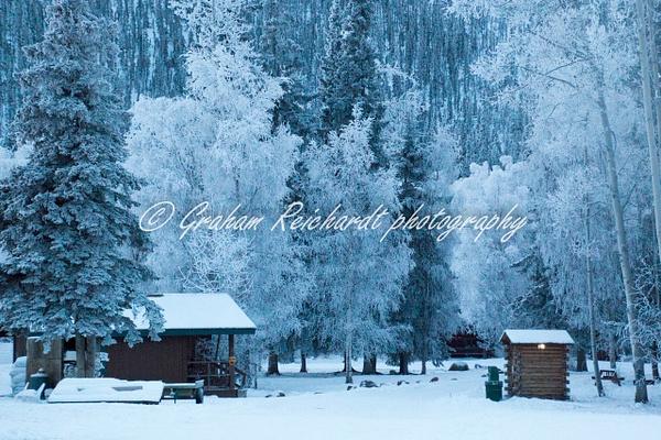 2- Chena Hot Springs - Alaska - Alaskan Scenery - Graham Reichardt Photography
