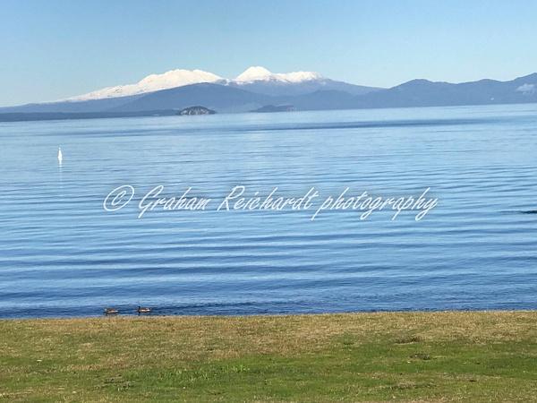 Taupo-3 - NZ Scenery - Graham Reichardt Photography