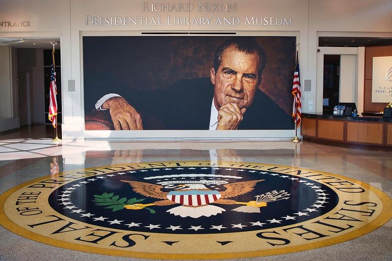 Richard Nixon Presidential Library & Museum