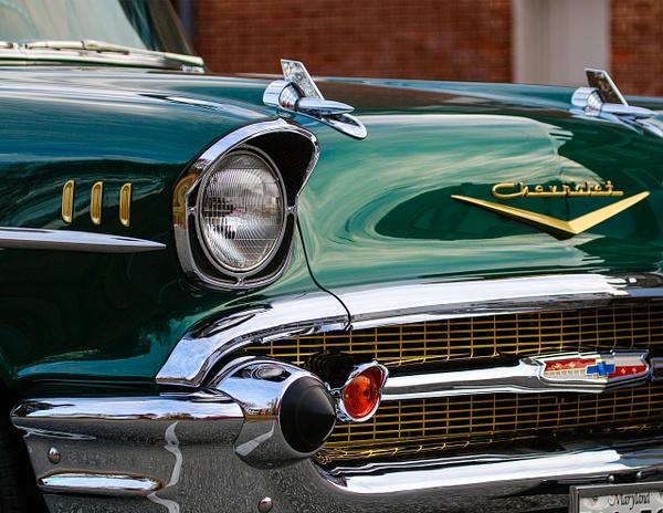 1957 Chevrolet Belair by Bill Hunter