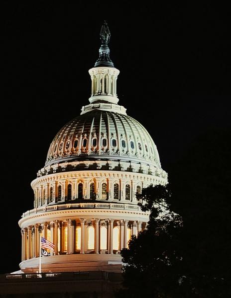 Washington DC by Bill Hunter