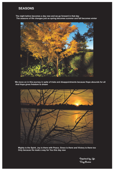 Seasons - Spirit - Tony Burns Photography