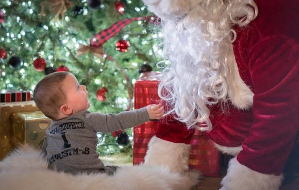 ChristmasSanta - Children - W. E. Smith Photography