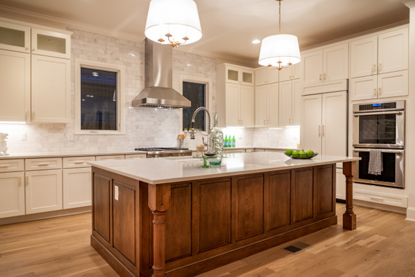 Kitchen - Real Estate - Korey Shumway Photography