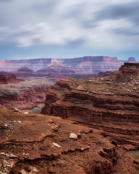 Canyon Layers - Utah - Korey Shumway Photography