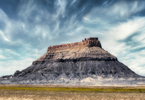 Nice Butte - Utah - Korey Shumway Photography