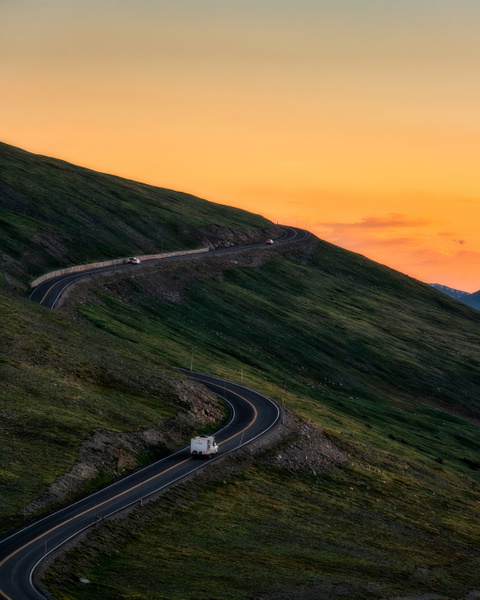 Road to the Sky - Utah - Korey Shumway Photography