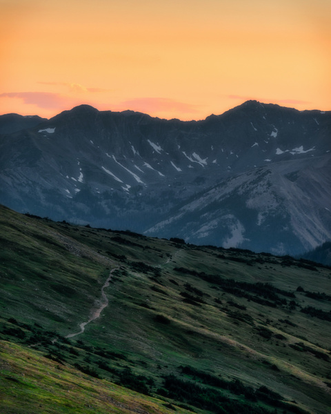 Dreamy Trail - Colorado - Korey Shumway Photography