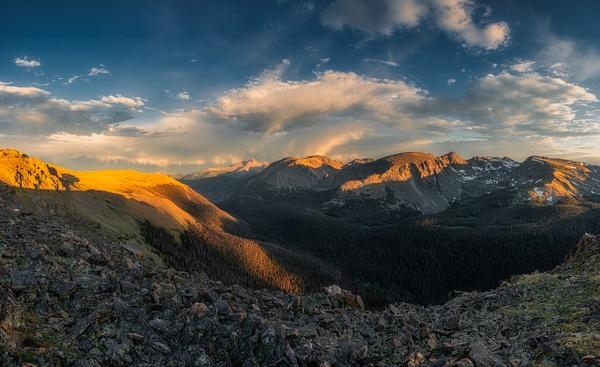 TRR Sunset by Korey Shumway
