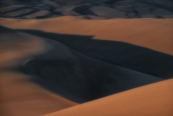 Sandy Shadowplay - Utah - Korey Shumway Photography