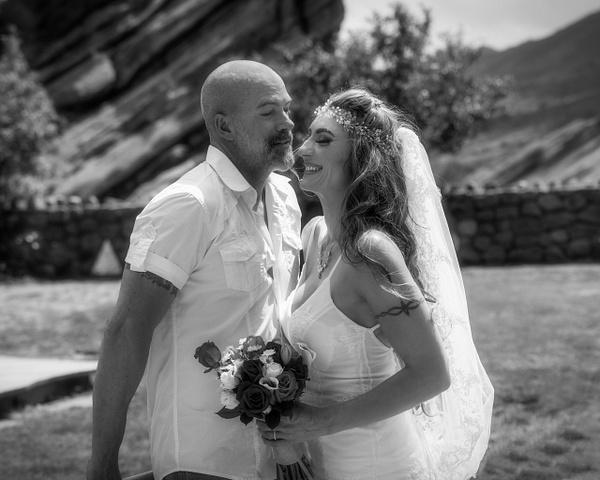 Newlyweds - Portraiture - Korey Shumway Photography