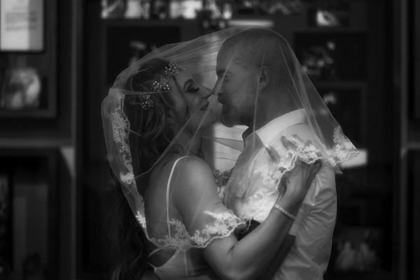 Under the Veil - Portraiture - Korey Shumway Photography
