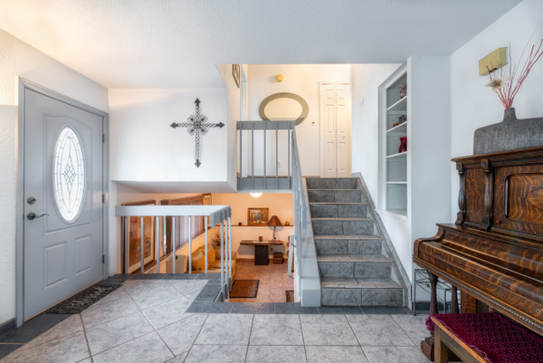 Stairs - Real Estate - Korey Shumway Photography