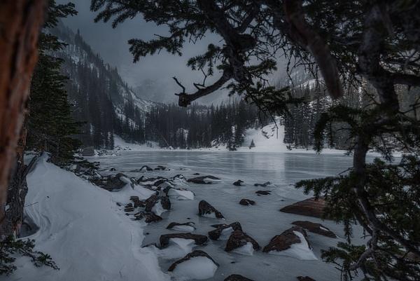 Winter Wonderland - Home - Korey Shumway Photography
