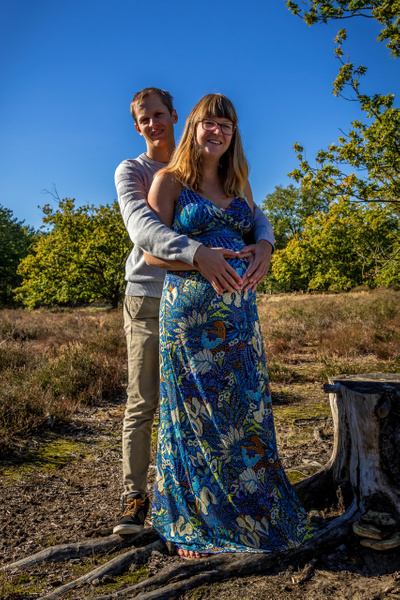Zwangerschap Kristien (7 of 43) - Pregnancy shoot - Bluewave Pictures