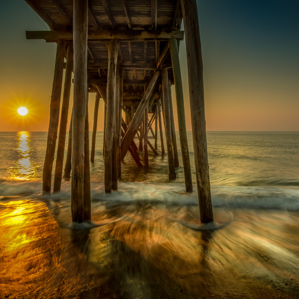 belmar under the pier - Home - JaxPropix Photography