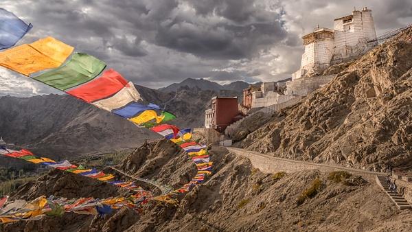 Ladakh - Leh by Philippe Guillaumin