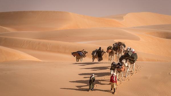 Mauritanie : Erg Ouarane