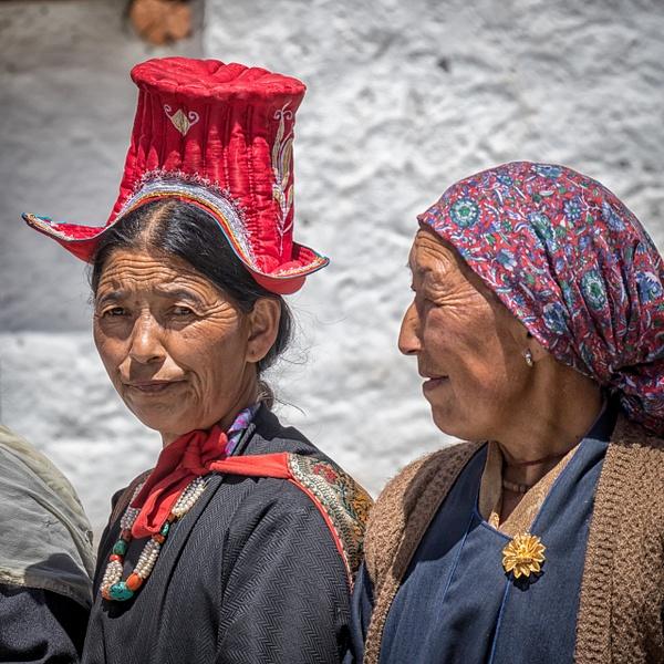 Ladakh - Monastère de Thiksé