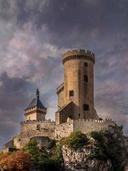 Pyrénées - Château de Foix