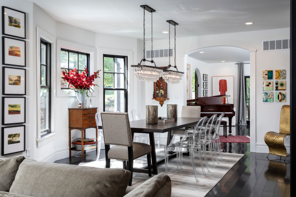 Dining Room - Real estate photographer from Graz - Delfino photography