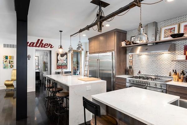Kitchen 1 - Real estate photographer from Graz - Delfino photography