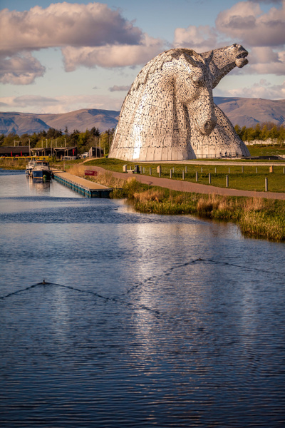 20200426-IMG_5485 - The Kelpies - Heather Morrison Photography