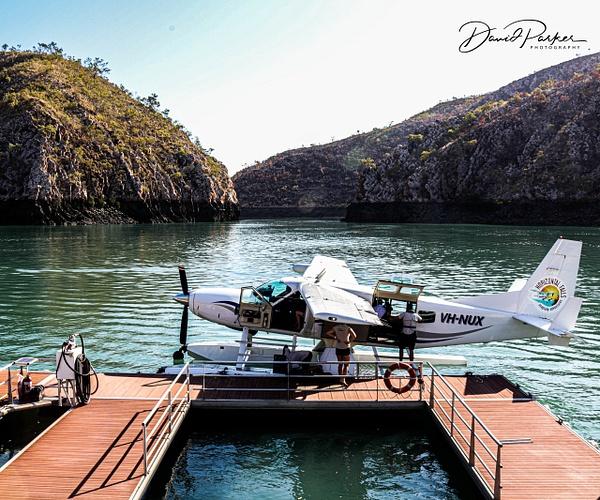 Horizontal Falls, Western Australia by...