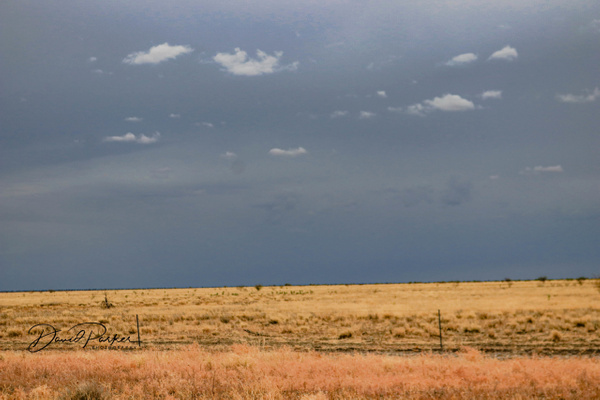 Storm Clouds by DavidParkerPhotography