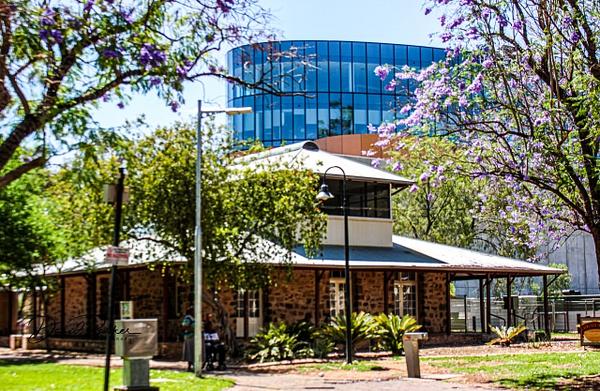 Alice Springs by DavidParkerPhotography