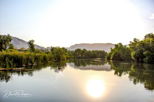 Ord River by DavidParkerPhotography