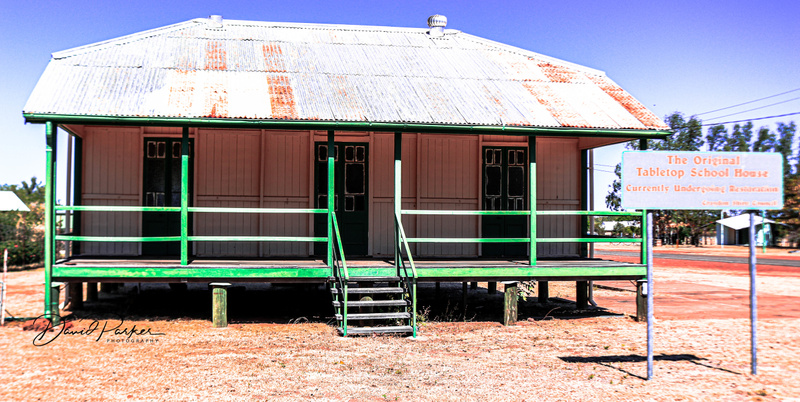 Table Top School House (Heritage Listed)