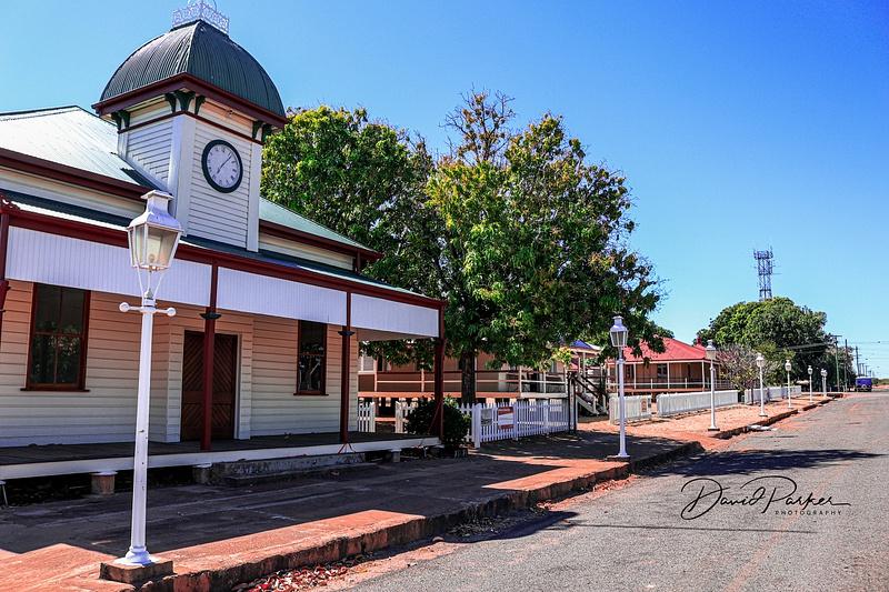Town Hall - Croydon, Qld