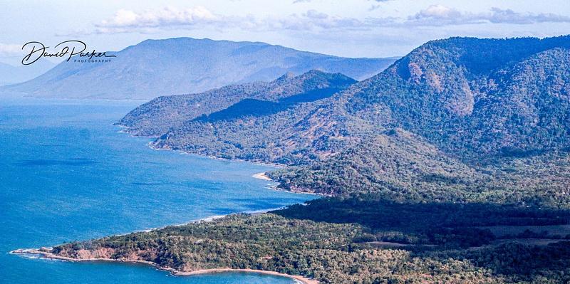 Coastline Cairns