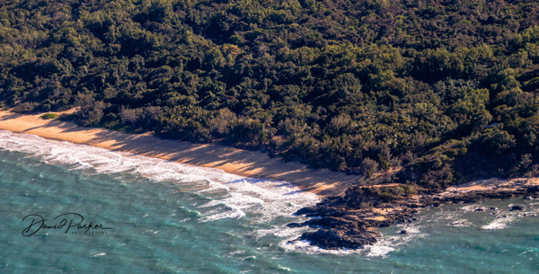 Tropical Coastline - Cairns by DavidParkerPhotography