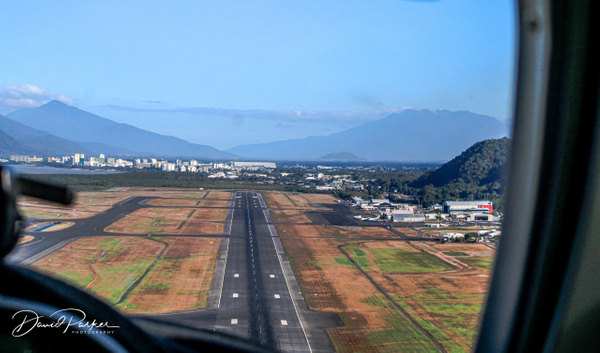 Cairns - from the Cockpit by DavidParkerPhotography