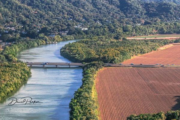Barron River, Cairns by DavidParkerPhotography