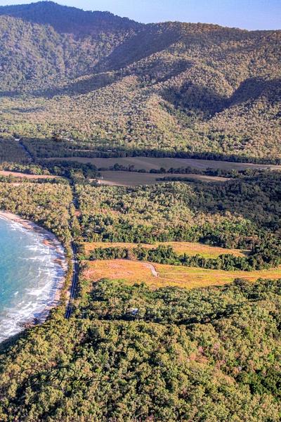 Coastline, Cairns by DavidParkerPhotography