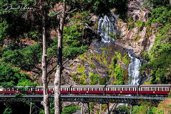 Kuranda Railway by DavidParkerPhotography