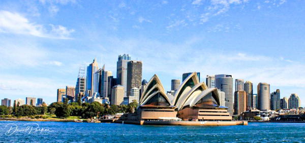 Sydney by DavidParkerPhotography