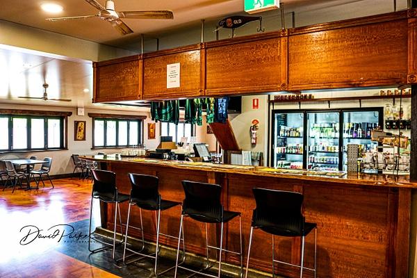 Burketown Pub by DavidParkerPhotography