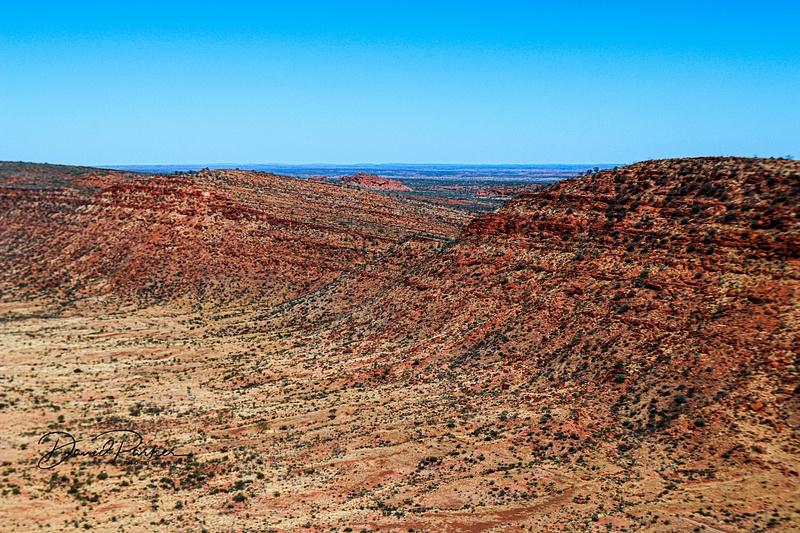 George Gills Range - Central Australia