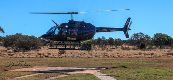 Professional Helicopter Services - Kings Canyon by...