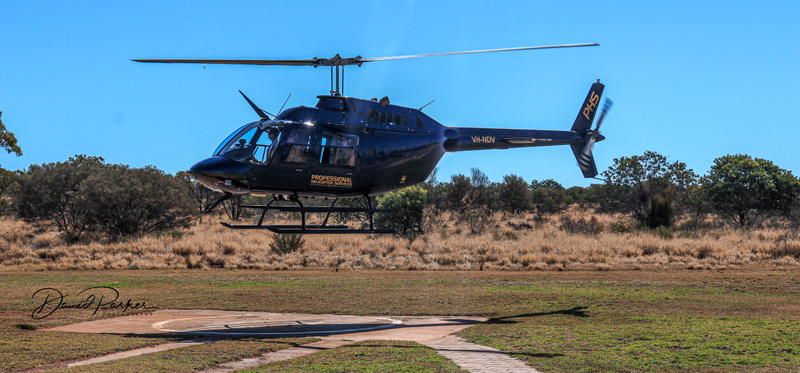 Professional Helicopter Services - Kings Canyon