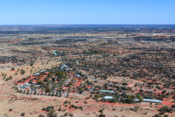 Kings Canyon Resort - Central Australia by...