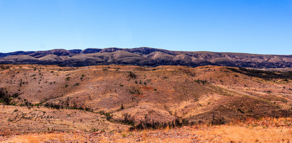 Western McDonnell Ranges (1) by DavidParkerPhotography